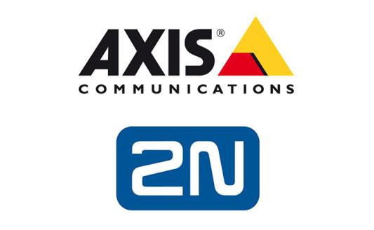 Axis si affaccia sulla videocitofonia: 2N è sua