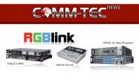 RGBlink nuovi Venus: elaborazione video al top