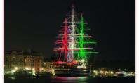 Atiled illumina la nave più bella del mondo