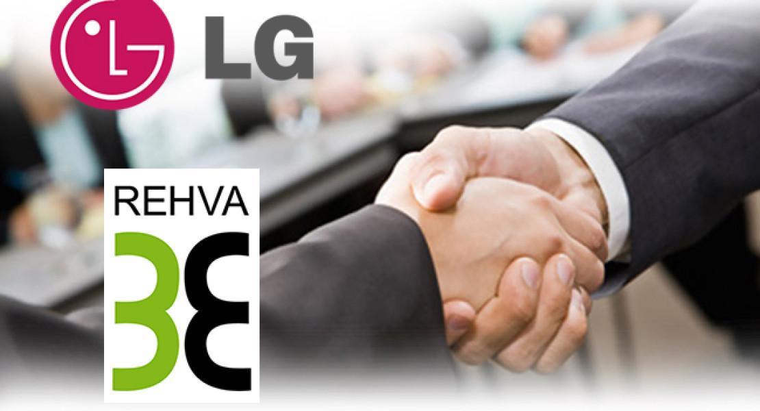 LG e Rehva, una solida partnership per l'HVAC