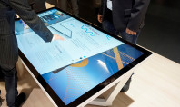 Touch Table, adesso in due nuovi maxi display NEC