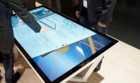 Touch Table, adesso in due nuovi maxi display NEC