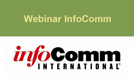 Webinar InfoComm, i segnali AV spiegati da Lindy