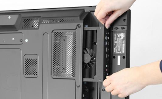 Digital signage al massimo con i nuovi NEC Slot-In PCs