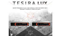 Biamp System TesiraLUX: la distribuzione 4K a bassa latenza
