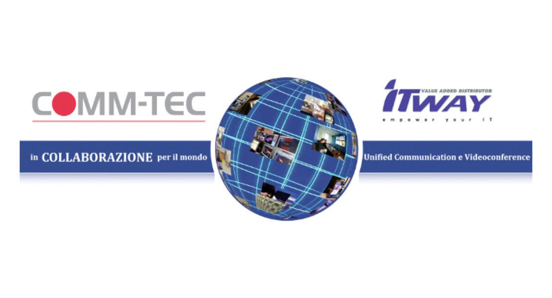 Comm-Tec e Itway, le soluzioni per l'AVC si integrano