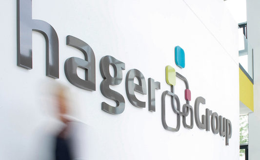 Hager Group, la leadership si consolida
