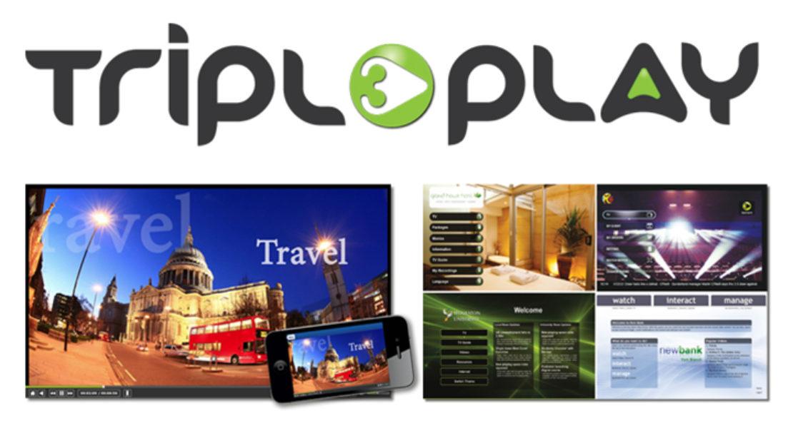 Prase distribuisce Tripleplay