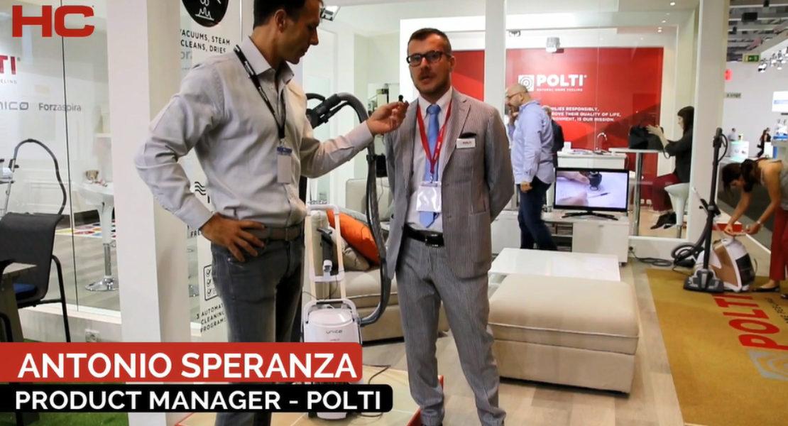 Intervista ad Antonio Speranza, Polti