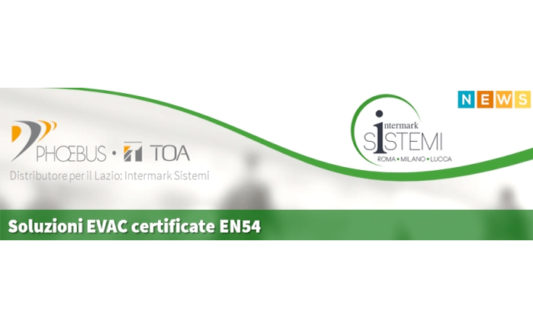Intermark Sistemi distribuisce TOA per la Regione Lazio