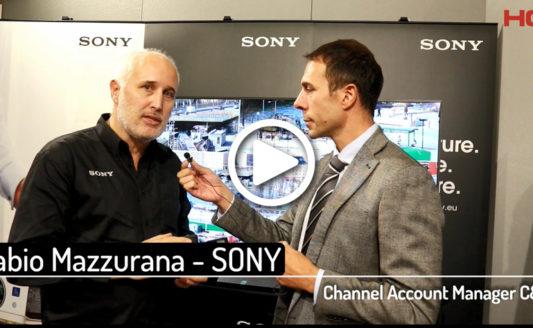 Intervista a Fabio Mazzurana, Sony Italia