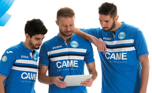La Came Dosson Calcio a 5 racconta la domotica Came