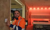 Comelit dà nuova vita alla Galleria Borbonica