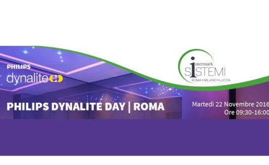 Philips Dynalite Day, a Roma il 22 novembre