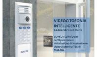 Videocitofonia intelligente: un corso per Mobotix