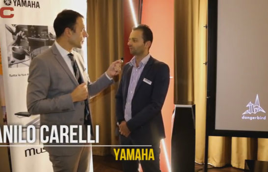 Intervista a Danilo Carelli, Yamaha Europe