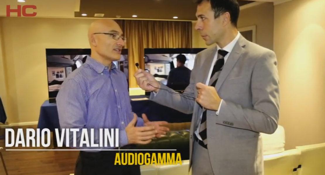 Intervista a Dario Vitalini, Audiogamma