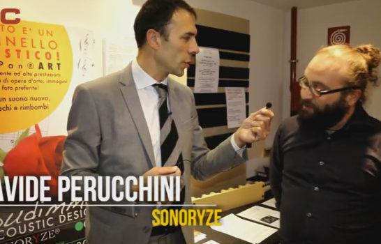 Intervista a Davide Perucchini, Sonoryze