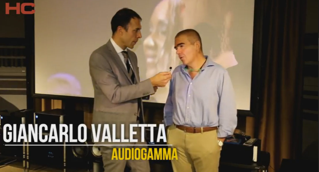 Intervista a Giancarlo Valletta, Audiogamma