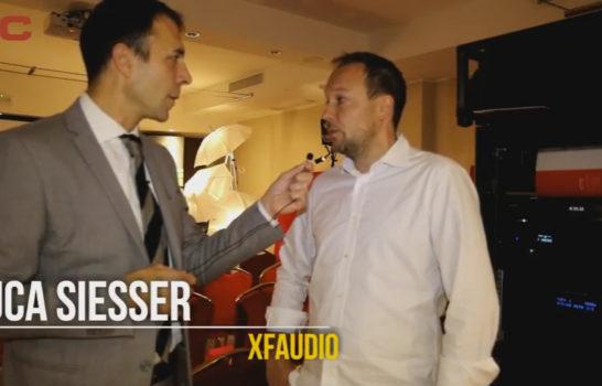 Intervista a Luca Siesser, XFaudio