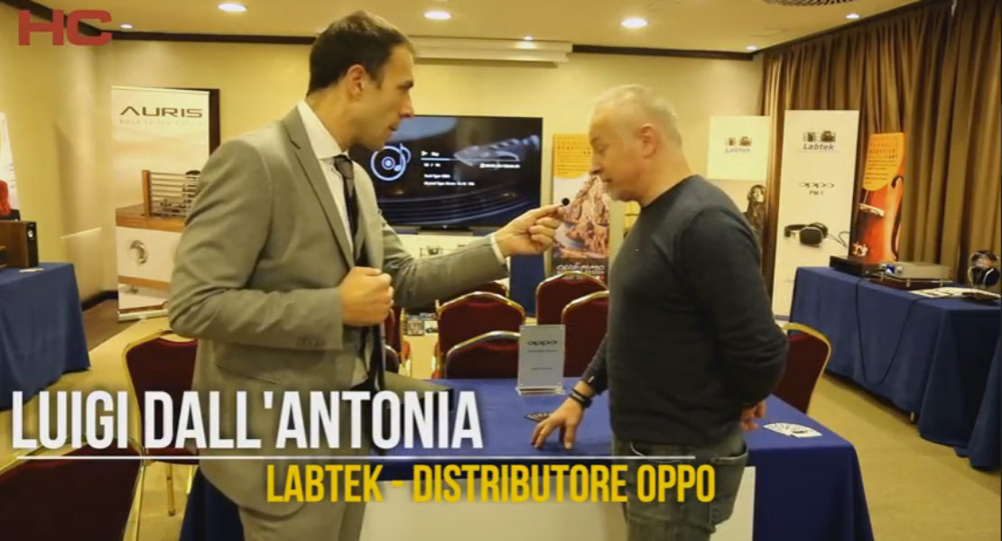 Intervista a Luigi Dall'Antonia, Labtek