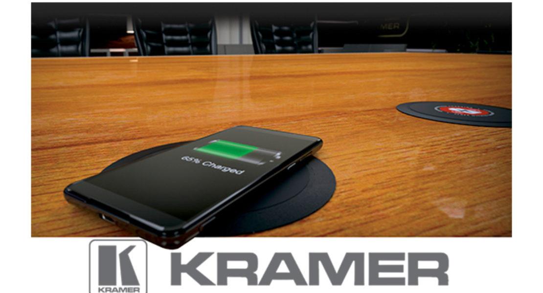 Soluzioni wireless Kramer, la comodità quando serve