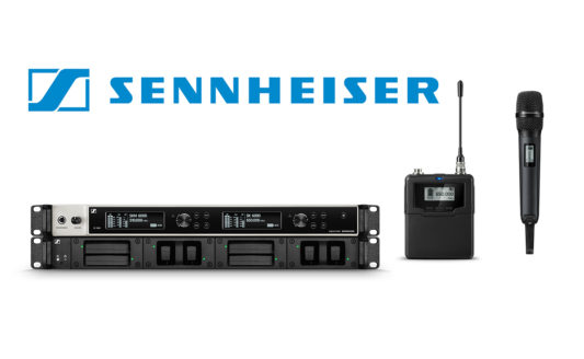 Sennheiser Serie Digital 6000, il wireless avanzato sale di livello