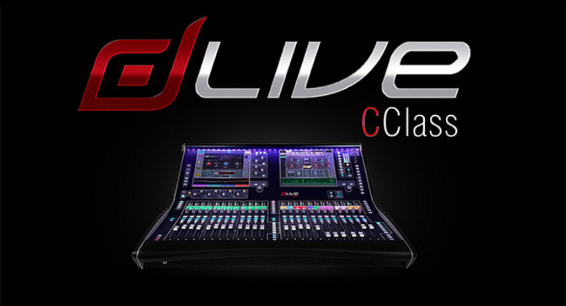 dLive classe C, i nuovi mixer digitali compatti Allen&Heath