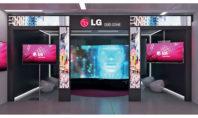 Lo showroom LG apre al digital signage
