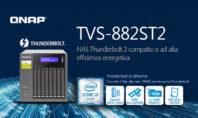 Storage più veloce se c'è il QNAP TVS-882ST2