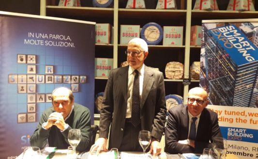 Smart Building Expo e Sicurezza insieme per il 2017 presso Fiera Milano