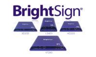 Media Player BrightSign, il videowall su misura si può fare