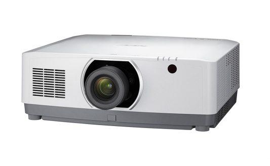 NEC presenta i primi videoproiettori laser privi di filtro