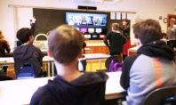 I display Sony Bravia supportano l'attività didattica nel nord Europa