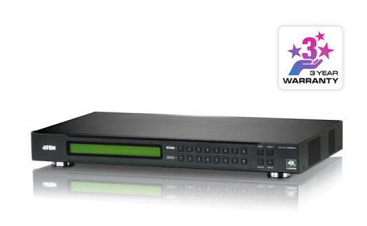 ATEN amplia la propria gamma di matrici/switch 4K HDMI e HDCP