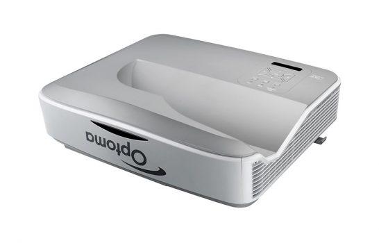 Optoma presenta i videoproiettori Serie 400 laser con ottica UST
