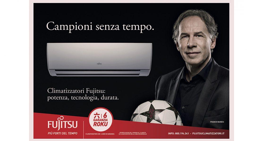 Fujitsu Climatizzatori: la nuova campagna apre un ciclo tutto nuovo