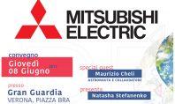 Mitsubishi Electric e Fronius, a Verona insieme per l'ambiente
