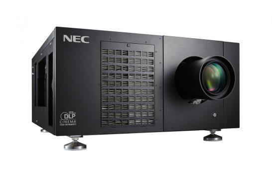 NC3540LS, con il laser NEC vi proietta in un altro cinema