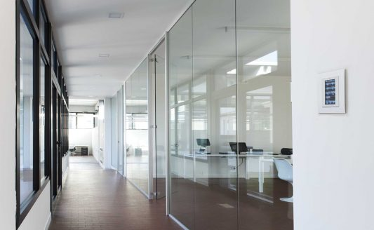Zeus Lab si avvale della domotica Vimar per la nuova sede