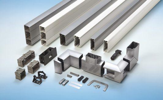 ALU-B, i canali in alluminio Bocchiotti per tutte le esigenze d'installazione