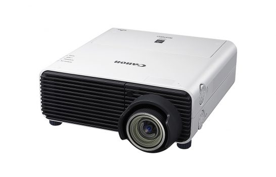 Canon WUX500ST, il proiettore short throw compatto e versatile