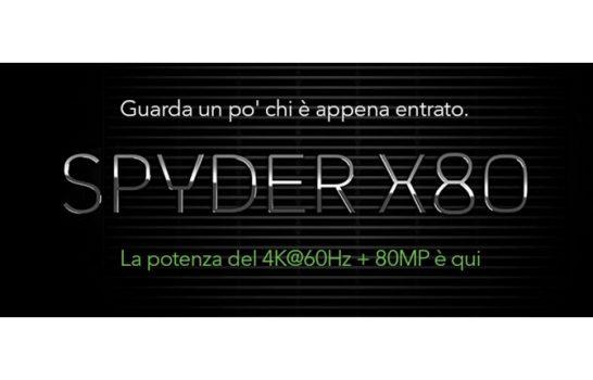 Con Christie Spyder X80, ogni pixel è al proprio posto