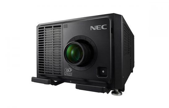 NEC NC3541L, così i grandi cinema possono avere il meglio