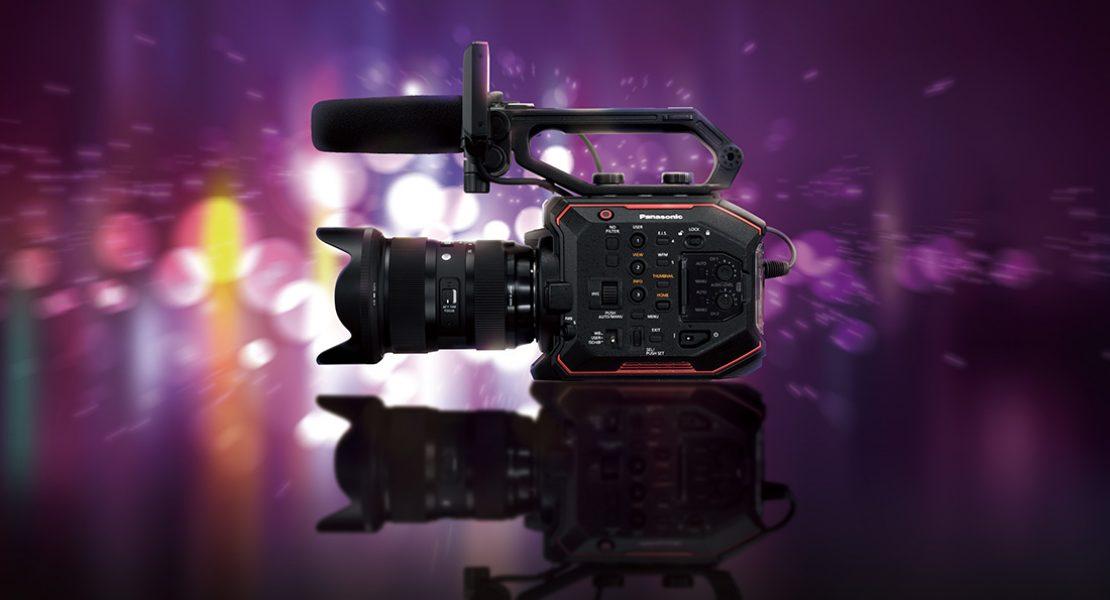 Per i videoclip niente di meglio della nuova Panasonic AU-EVA1