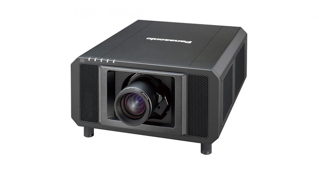 Nuove specifiche per il Panasonic PT-RZ21K, il vpr laser più piccolo e leggero