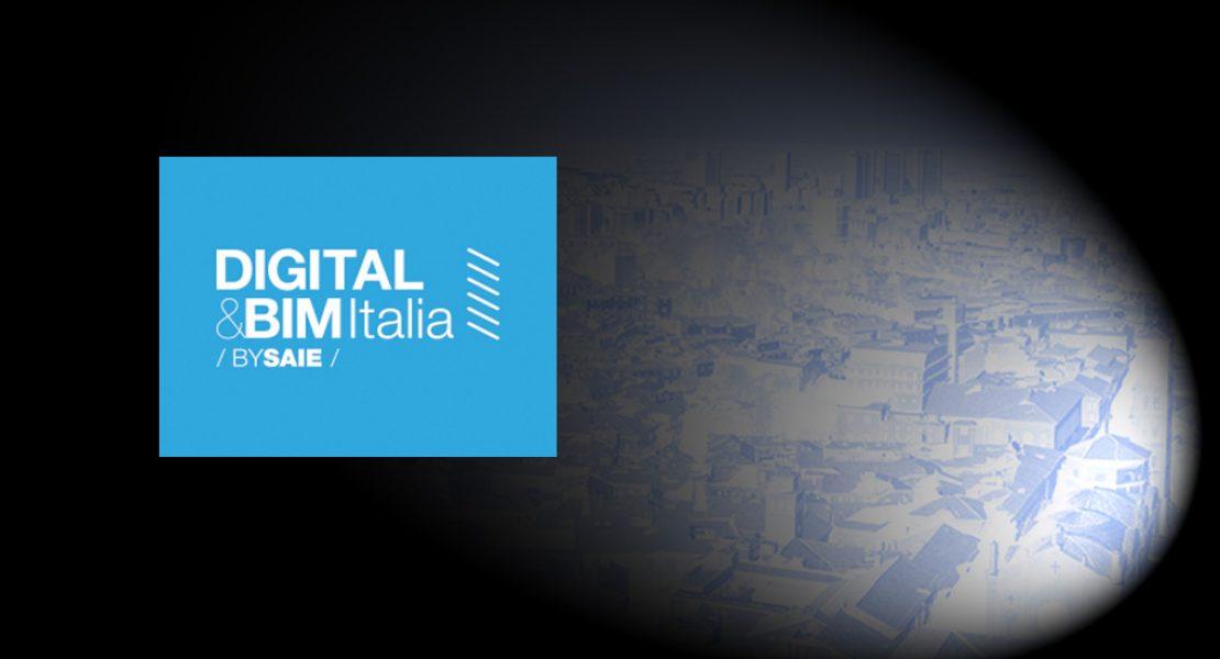 Digitalizzazione degli edifici: a ottobre il DIGITAL&BIM a Bologna