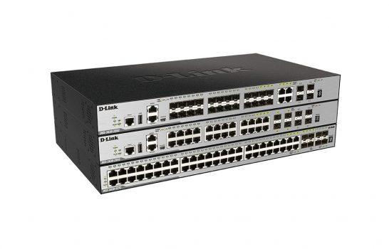 D-Link lancia la serie di Switch DGS-3630 gestiti da 10 GbE
