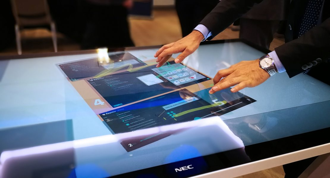 NEC presenta la sua digital signage vision a DSS Europe