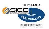 SIEC: al via i corsi propedeutici per la certificazione UNI/PDR 4:2013